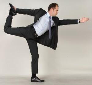 Gerrit PelzerExecutive Coach Yoga