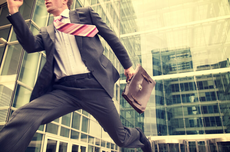 Trap Executive Career - Loosing Yourself in Rush to Success