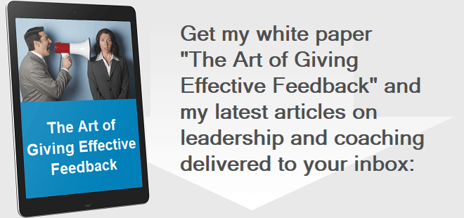 The Art of Giving Effective Feedback