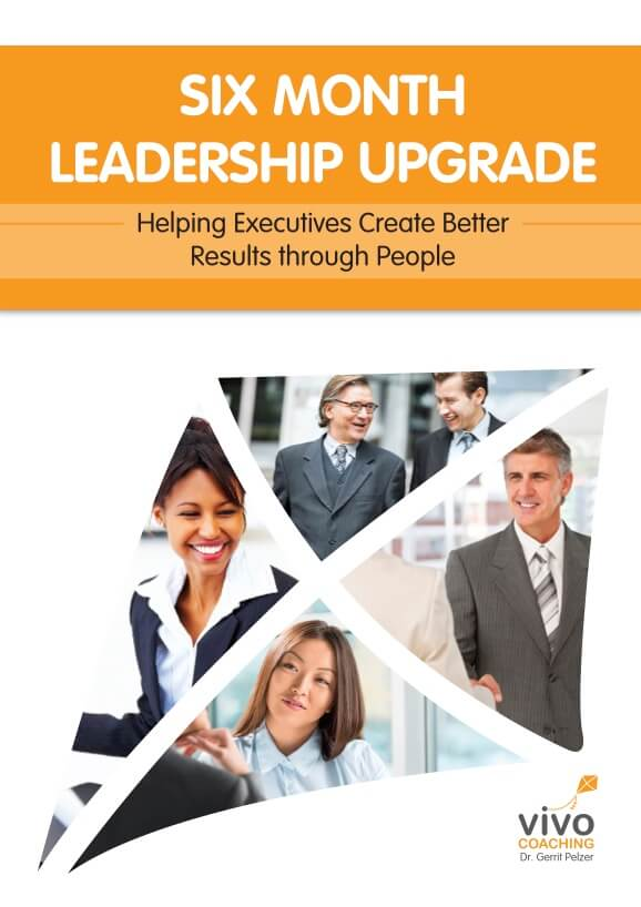 Six Month Leadership Upgrade